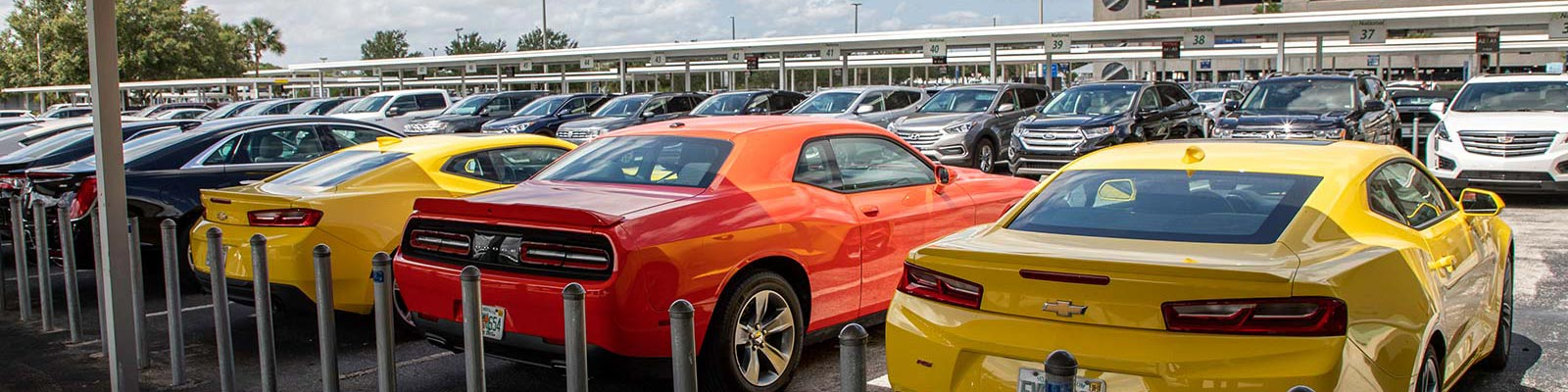 Rental Car Companies Orlando Sanford International Airport