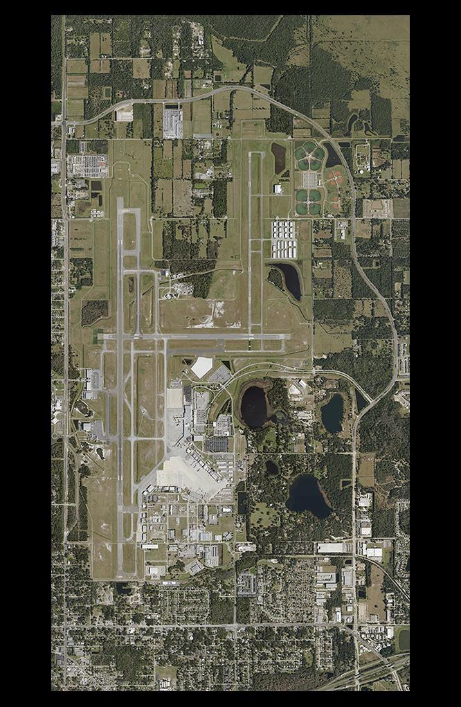 Airport Aerial Document